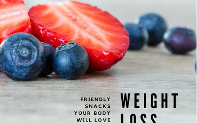 Weight-Loss Friendly Snacks Your Body Will Love