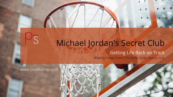 Michael Jordan's Secret Club