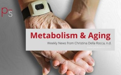Metabolism & Aging