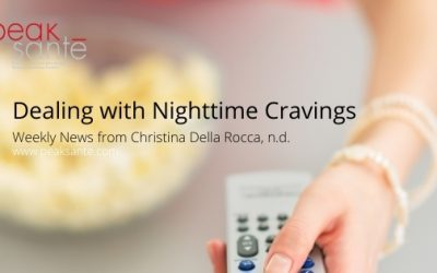 Dealing with Nighttime Cravings